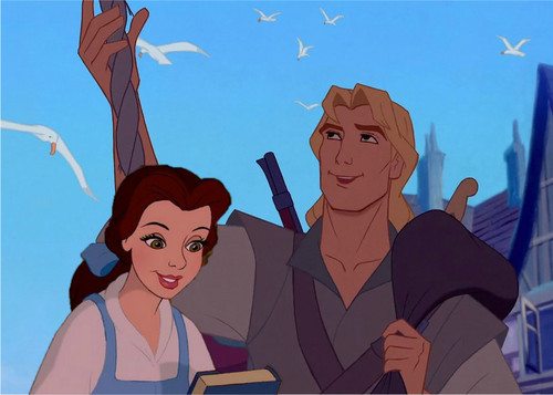 Belle and John Smith