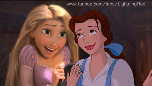 Belle and Rapunzel - My Favorite & Least Favorite DP