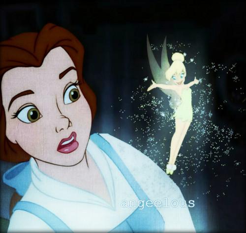 Belle's adventure parts:).