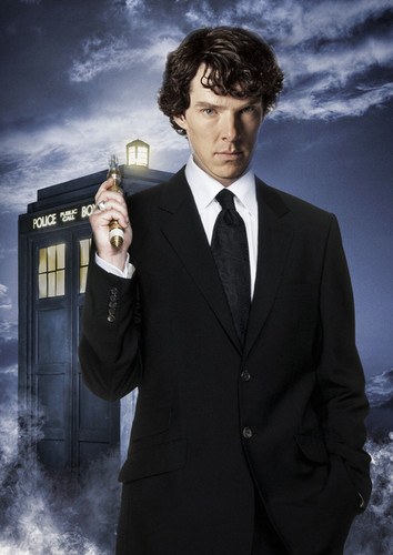 Benedict Cumberbatch wallpaper containing a business suit, a suit, and a two piece entitled doctor?