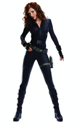 Black Widow - Iron Man 2 look