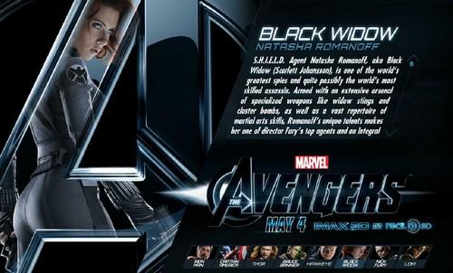 Black Widow 프로필