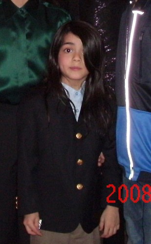 Blanket Jackson in 2008 - michael-jackson Photo