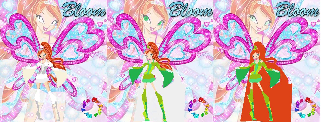 Winx club Bloom foreve...
