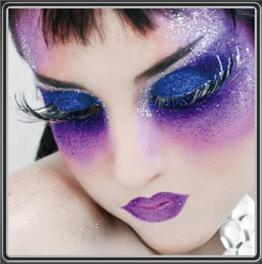 Blue & violeta