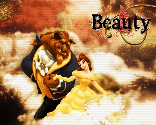 Blurred beauty - disney-princess Wallpaper