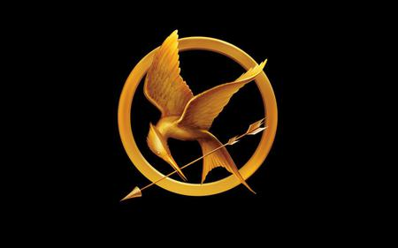 The Hunger Games achtergrond titled Book Cover