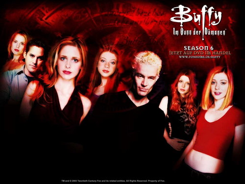 buffy, a caça-vampiros wallpaper containing a portrait called Buffy the Vampire Slayer