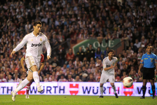 C. Ronaldo (Athletic - Real Madrid) - cristiano-ronaldo Photo