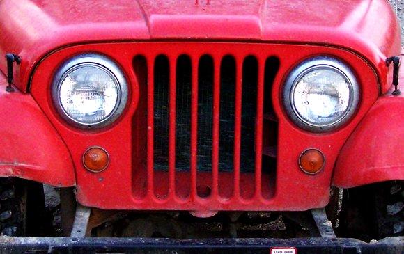 Cj Grill Jeep