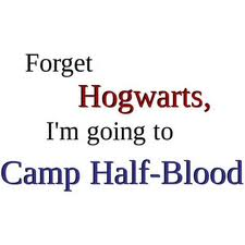 Camp Half Blood Rules!