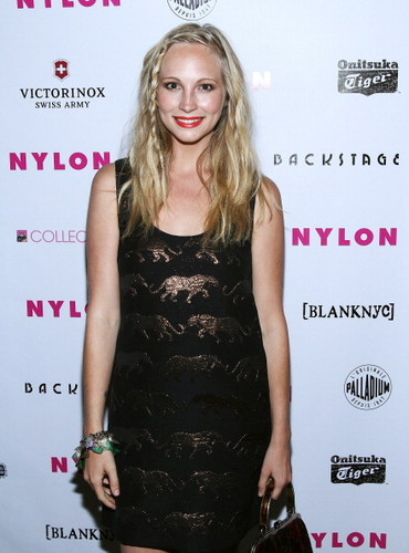 Candice attends Nylon magazine&#39;s celebration of the Annual May Young Hollywood Issue. [09/05/12] - candice-accola Photo