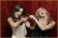 Cassie Scerbo and Josie Loren - make-it-or-break-it photo