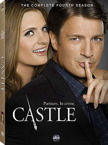 Castle Season Four Dvd <333 - castle Photo