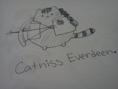 Catniss Everdeen xD