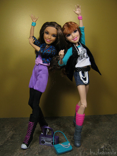 Cece's doll  and Rocky's doll season 2 - shake-it-up Photo