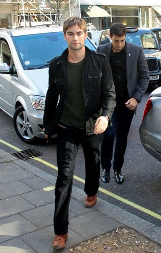 Chace - At BBC Radio One - March 26, 2012