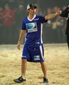 Chace - Directv's Sixth Annual Celebrity Beach Bowl - Game - February 04, 2012 - chace-crawford photo