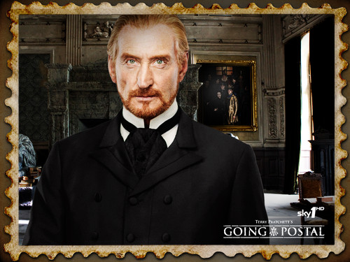 Charles Dance - Going Postal