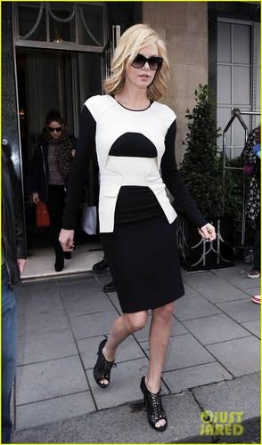 Charlize Theron & Kristen Stewart: 'Snow White' in Arundel!