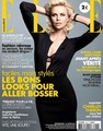 Charlize Theron for Elle France January 2012 Cover - charlize-theron photo