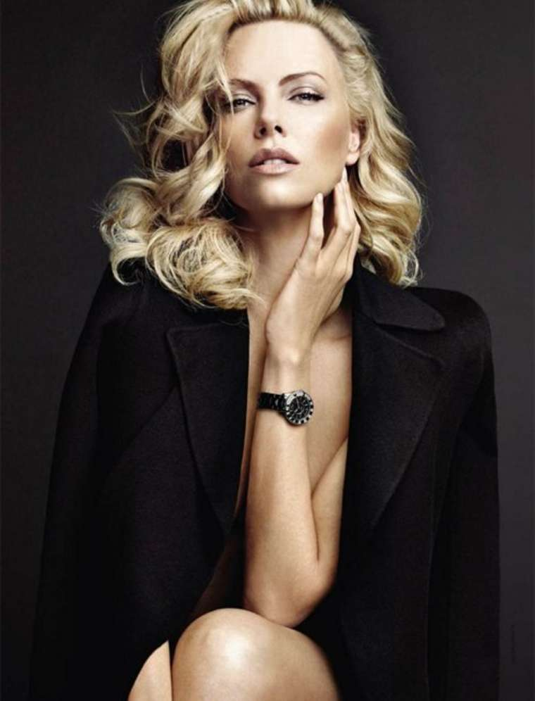 Charlize Theron in Women's Health Magazine South Africa (April 2012)