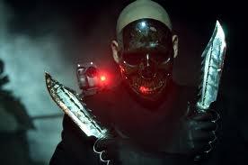 Chrome Skull's Blades