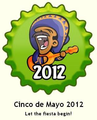 Cinco de Mayo 2012 टोपी