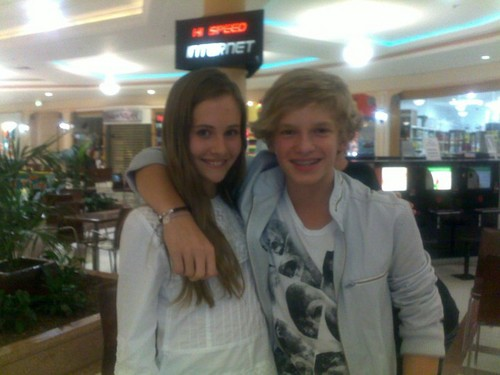 Cody Simpson and Abby keep