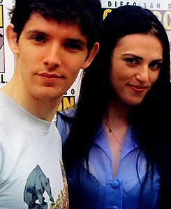 Colin Morgan And Katie Mcgrath Images Colin And Katie