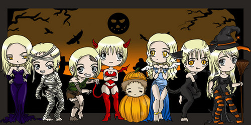 Costume Party(CLAYMORE STYLE)