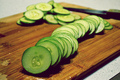 Cucumber - food photo