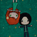 Cute Snape and Lily