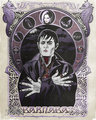 "DS art contest 3rd Place winner ""Judged by Tim Burton""  - tim-burtons-dark-shadows fan art"