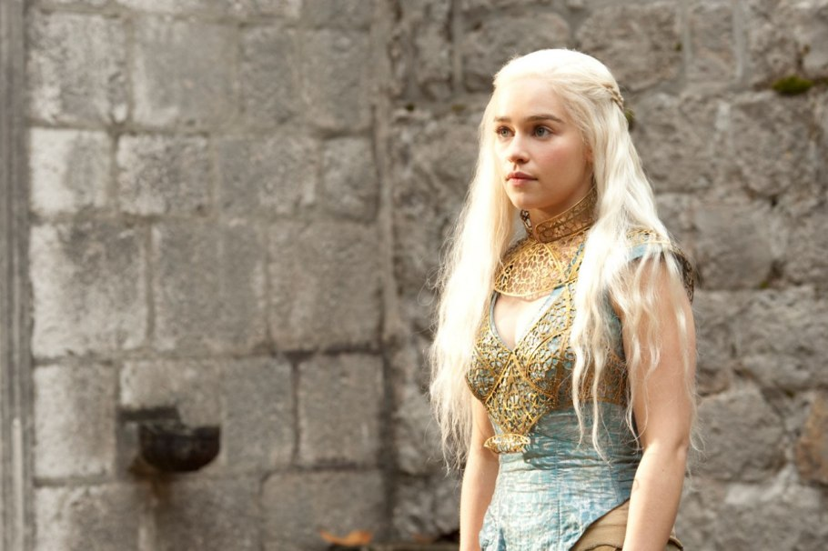 daenerys targaryen blue white - photo #10