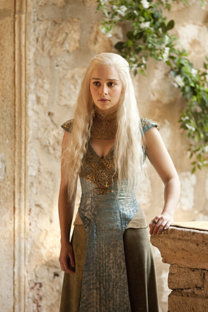 Daenerys Targaryen wallpaper called Daenerys Targaryen Season 2