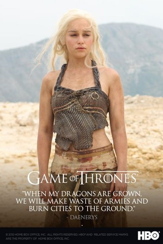 Daenerys Targaryen Season 2 - daenerys-targaryen Photo