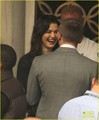 Daniel Craig &amp; Rachel Weisz Hold Hands on Set! - daniel-craig photo