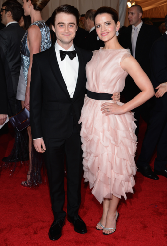 Daniel - Met Ball 2012, New York City, May 07, 2012
