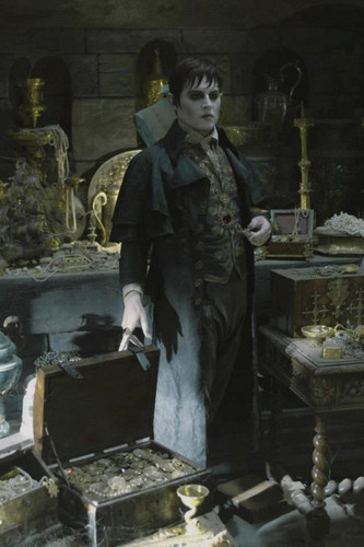 Dark Shadows <3 - tim-burtons-dark-shadows Photo