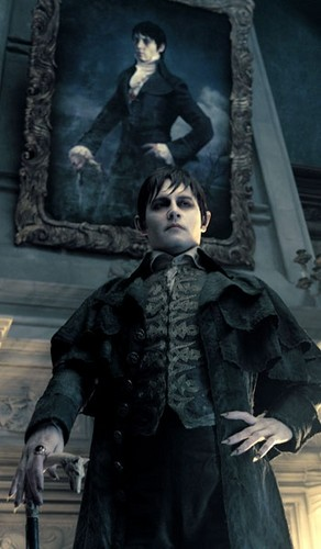 Dark Shadows-Characters