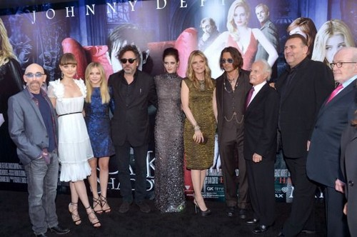 Dark Shadows LA Premiere
