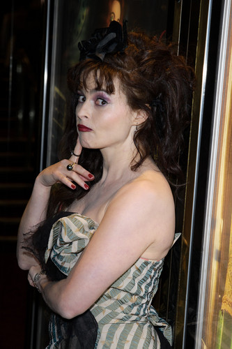 Dark Shadows London Premiere
