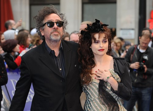 Dark Shadows London Premiere - helena-bonham-carter Photo