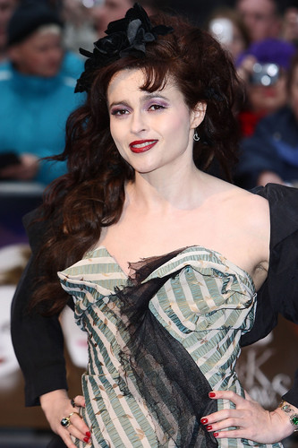 Dark Shadows Londres Premiere