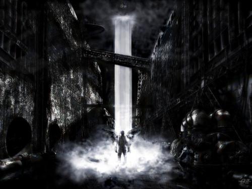 Darkness fondo de pantalla