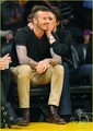David &amp; Victoria Beckham: Lakers Lovers! - david-beckham photo
