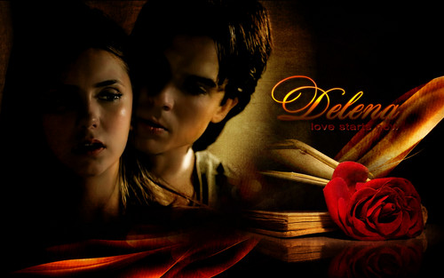 Delena. l'amour starts now
