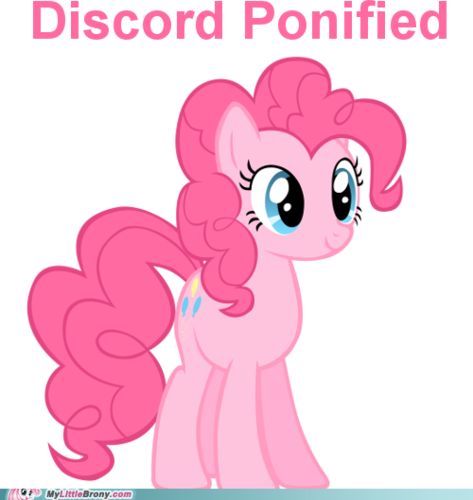 Discord Ponified - my-little-pony-friendship-is-magic Photo
