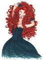 Disney Courture: Merida